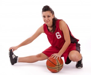 Austin Basketball Camps and Stretching